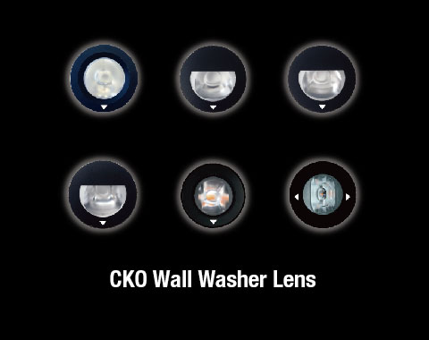 Wall Washer Lens