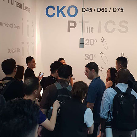 2019 示す:HK International Lighting Fair