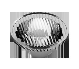 高効率月の暈レンズ