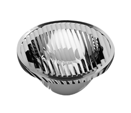 Soft Shading Oval Lens