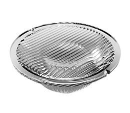 Compact Oval Lens