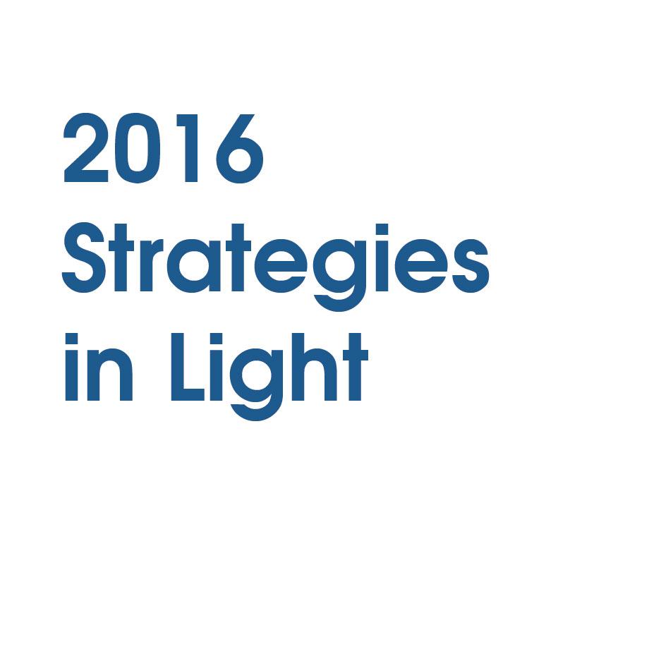 2016 Strategies in Light Chun Kuang Optics Corp